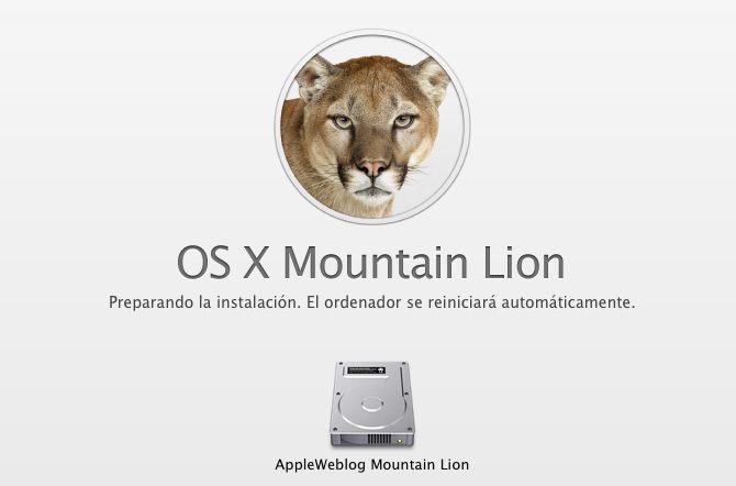 Dual Boot Lion i Mountain Lion