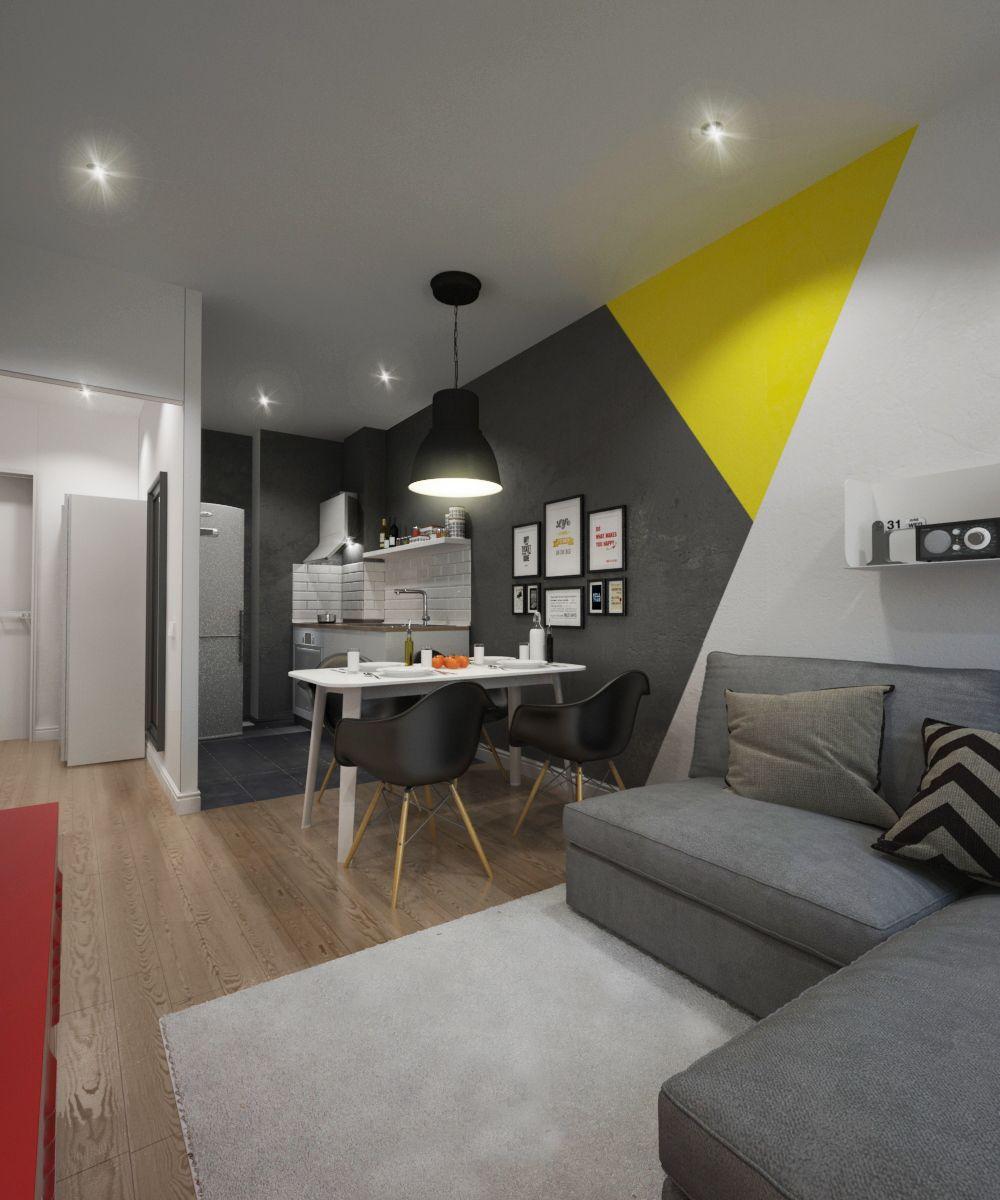 iКвартира в стиле лофт | Ideas for our new house | Pinterest ...