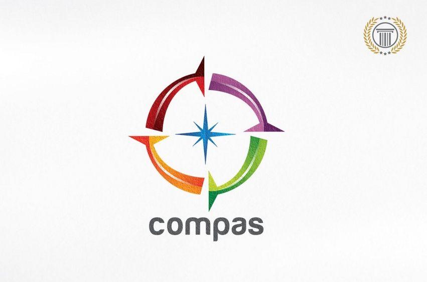 30 Compass Logo Design Ideas Inspiration And Examples Compass