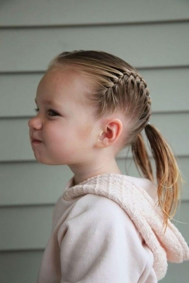 Детские стрижки на короткие волосы для девочек 2 года