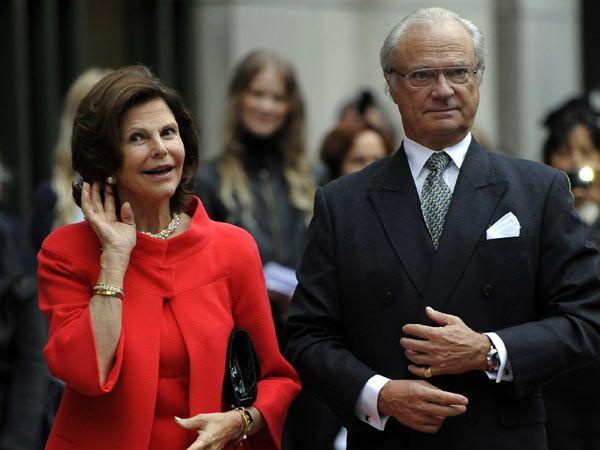 Endlich ist Schwedens Königsfamilie mal wieder vereint. Das ist immer dann der Fall, wenn  Prinzessin Madeleine  aus ihrer Wahlheimat New