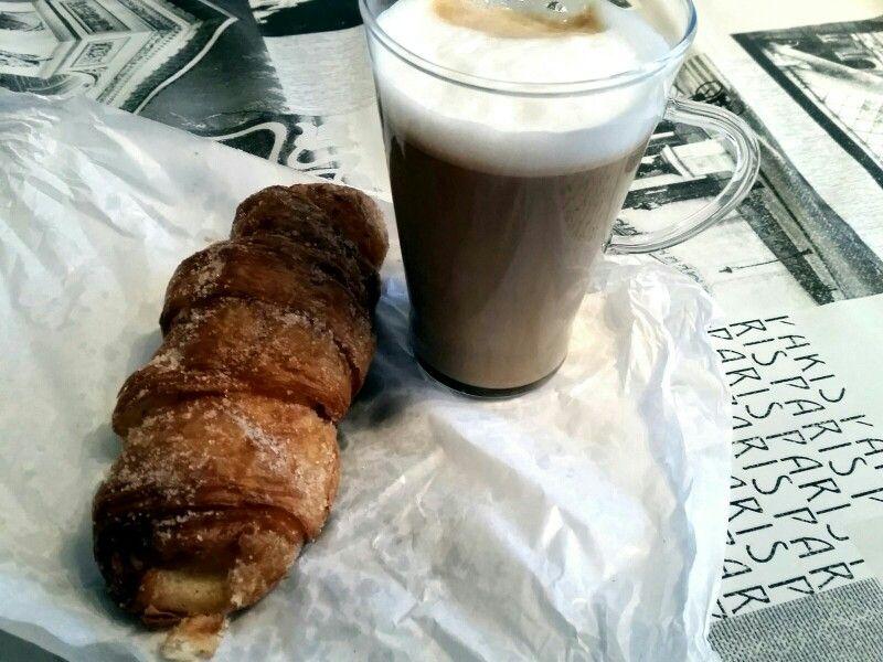 A desayunar para coger fuerzas