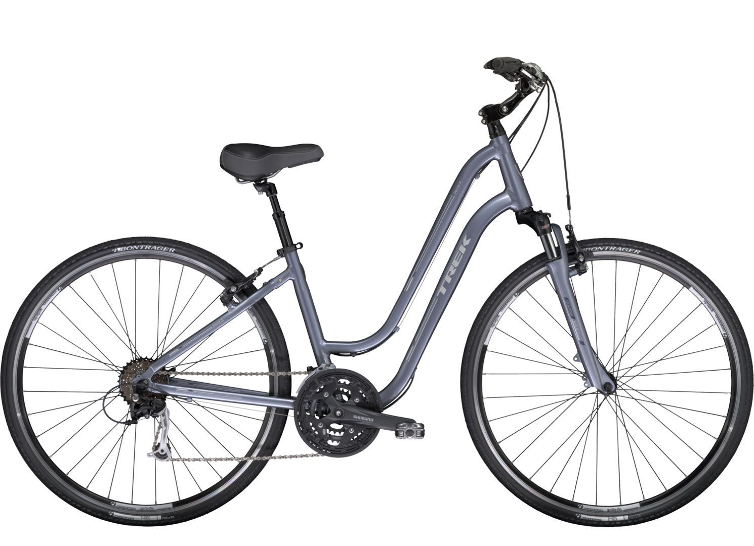 Verve 4 Wsd Trek Bicycle Best Bike For Women Who Want To Ride