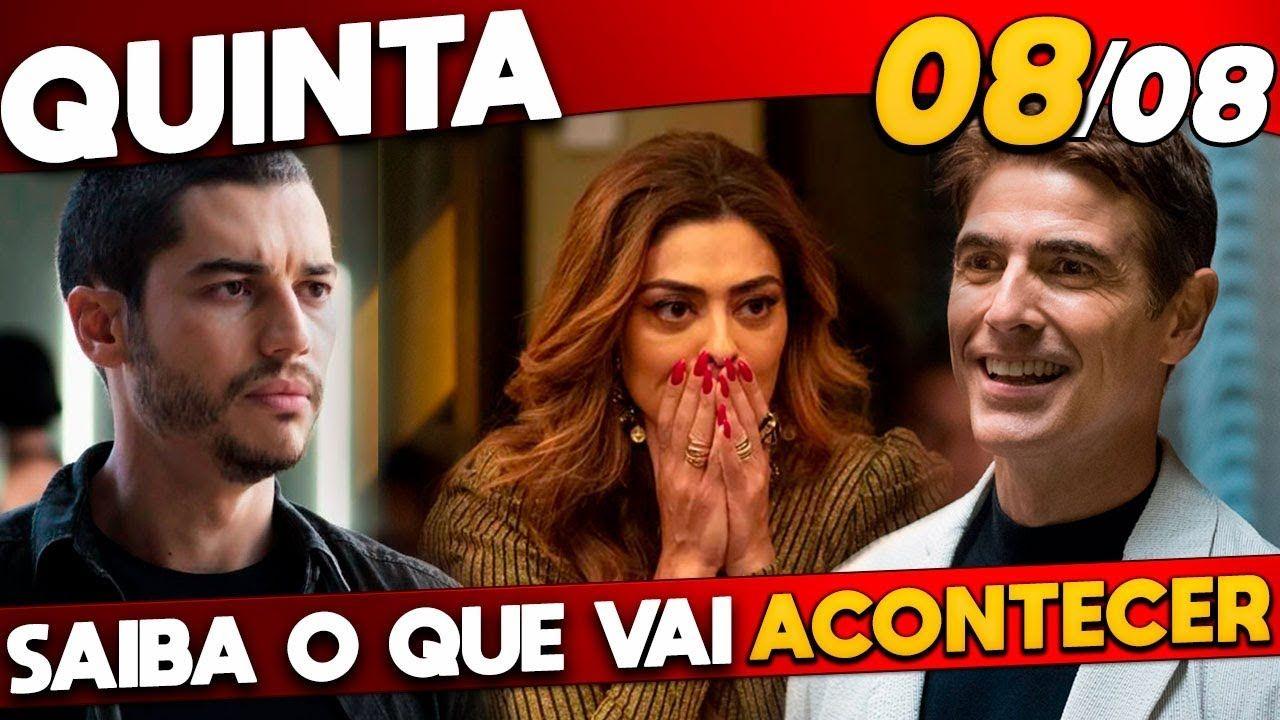 A Dona Do Pedaco Quinta Feira 08 08 2019 Capitulo 70 Resumo