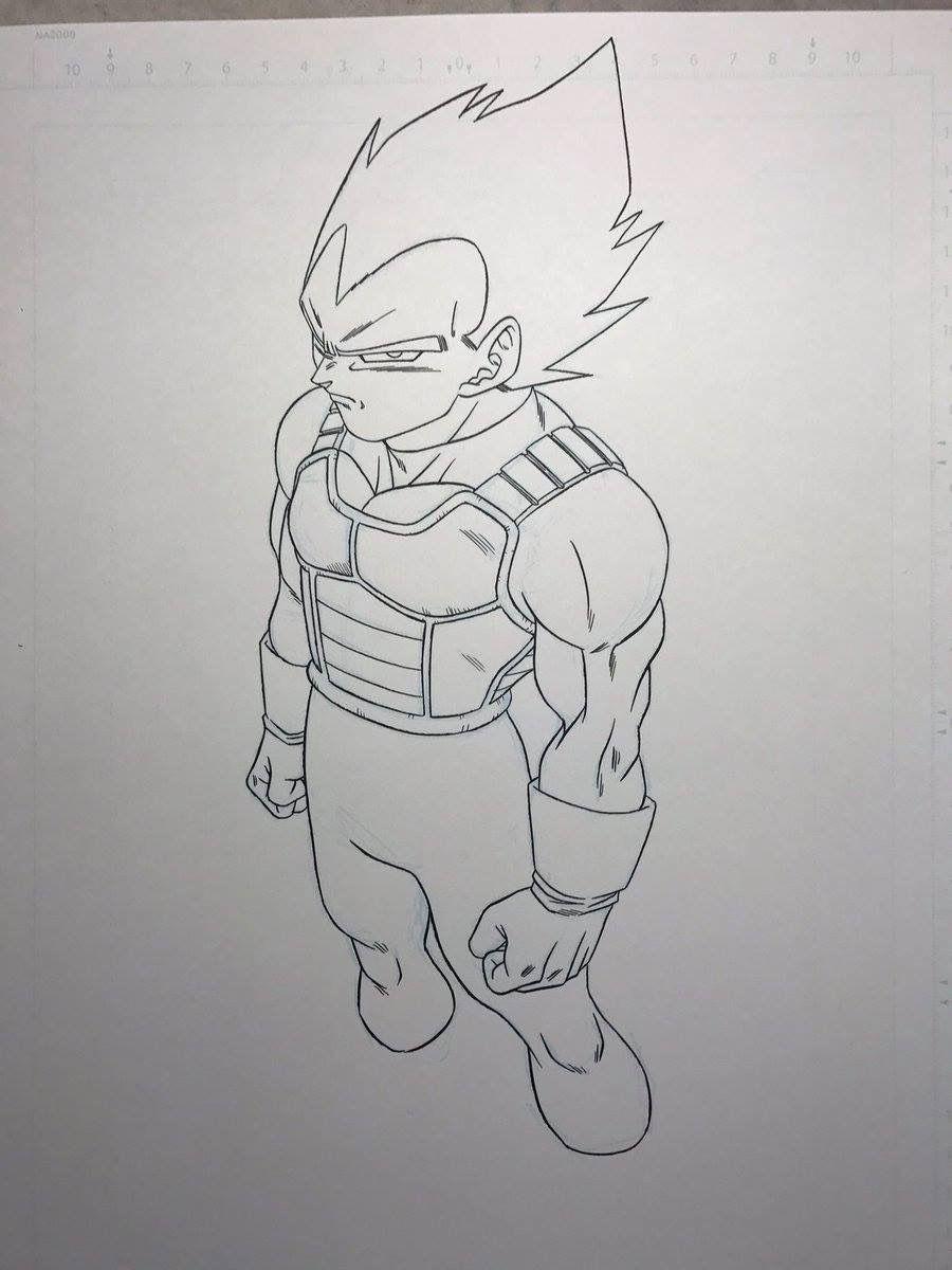 Bejita By Toyotaro Dibujos Arte De Naruto Dbz Dibujos