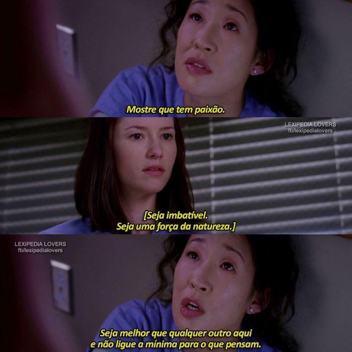 Grey S Anatomy Frases De Filmes Trechos De Filmes E