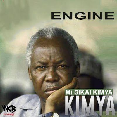 Download New Audio : Engine - Mimi Sikai Kimya_(Diamond