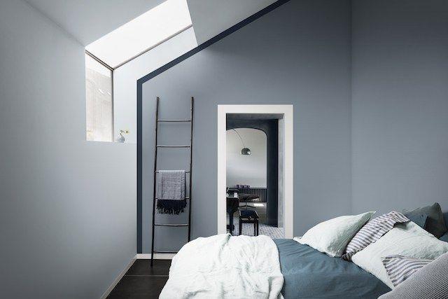 Colour futures interior trend color denim drift color