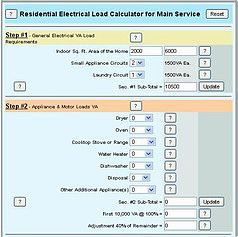 Marvelous Electrical Load Calculator Va Formula Electrical Wiring Wiring Digital Resources Sapredefiancerspsorg