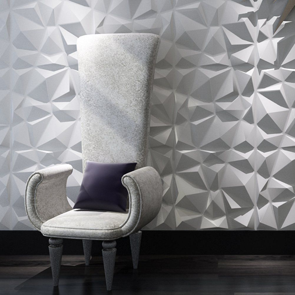 Art  decorative  wall panels diamond design pack of tiles sq  plant  also rh pinterest