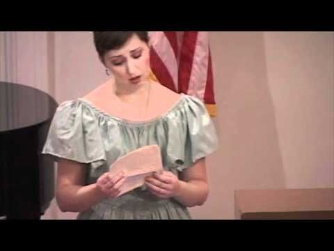 Letter from Sullivan Ballou - YouTube