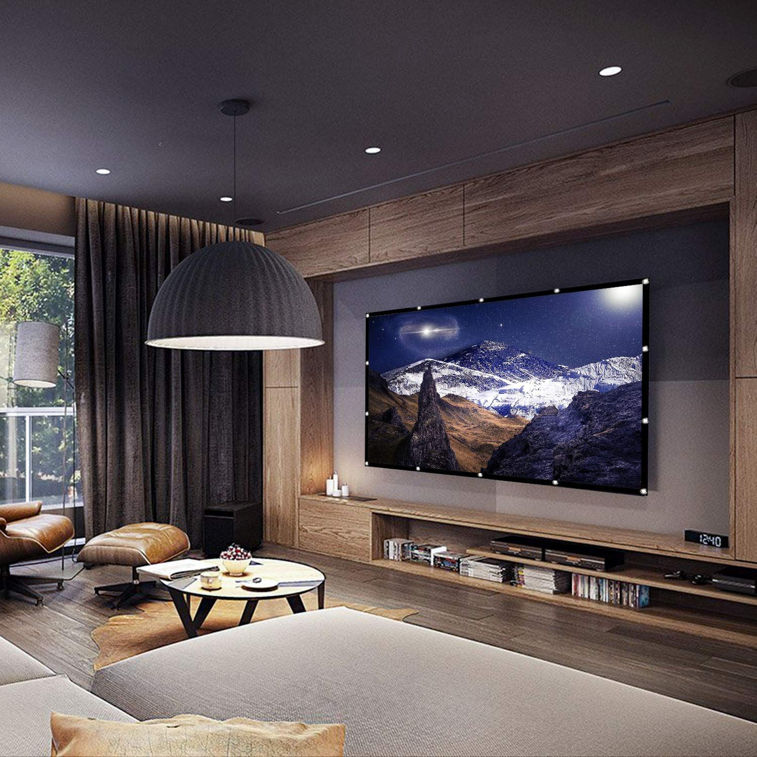 2020 Media Room Ideas Best Guide To Decide Your Perfect Media Room Luxury Living Room Home Theater Design Living Room Tv Unit