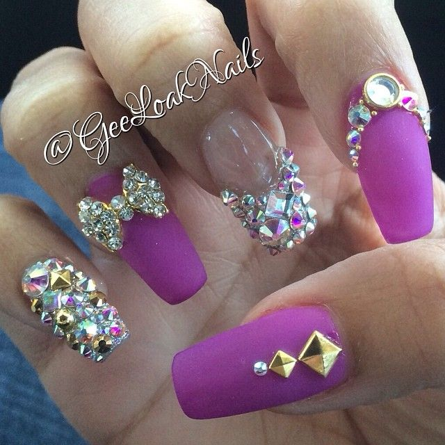 uñas decoradas | Uñas | Pinterest | Uña decoradas, Diseños de uñas y ...