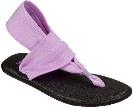 4a1ff7183ff7 Sanuk Yoga Sling Burst Sandals Orchid Kids 13 - 1