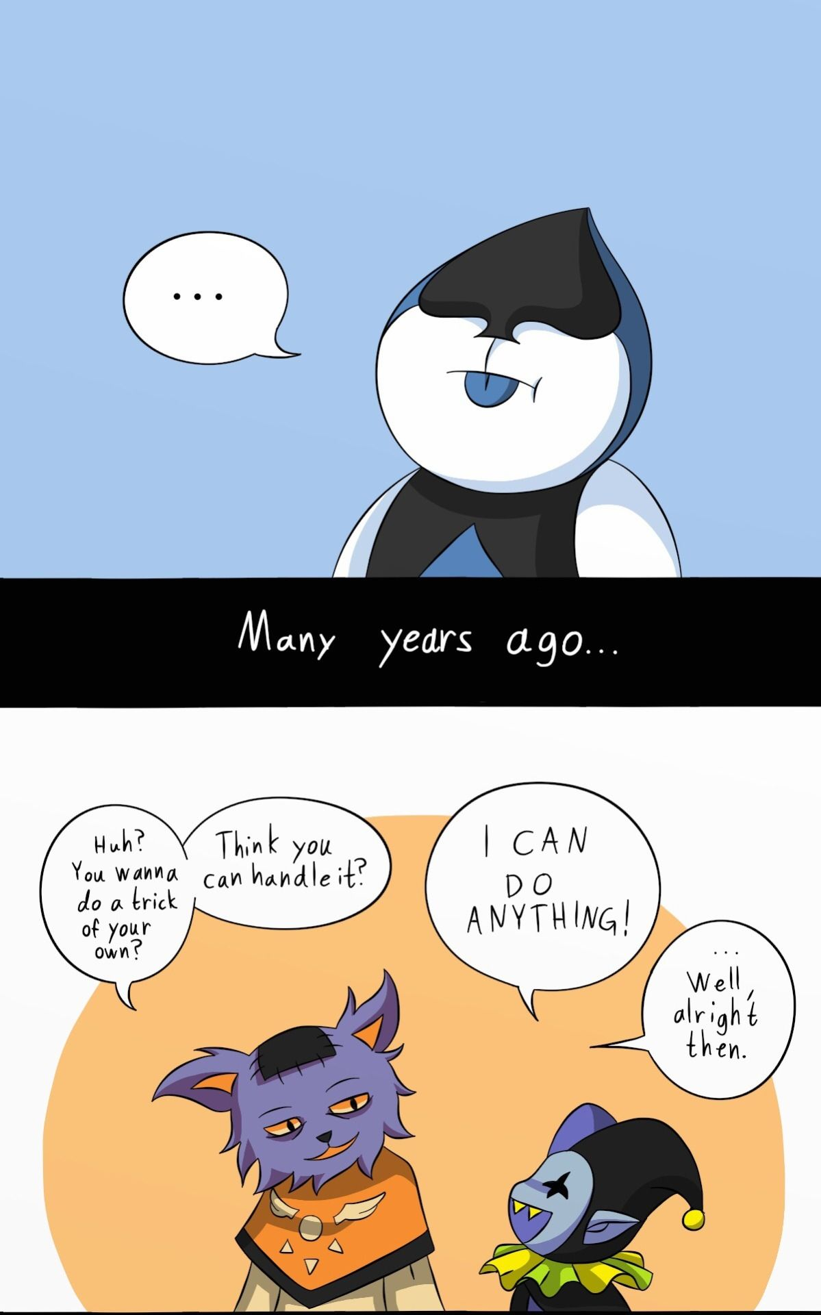Jevil Tumblr Undertale Funny Adventure Time Comics Undertale Fanart