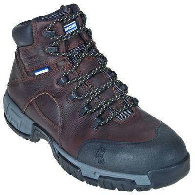 1aedd326c9a0 Michelin Shoes Men s HydroEdge Steel Toe Waterproof Work Boots XHY662