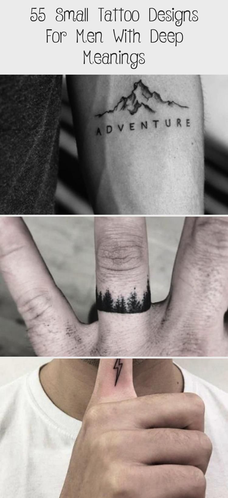 Small Tattoo Designs For Men With Deep Meanings Tattooideenoberarm Tattooideenschwestern Tattooideen Small Tattoos Tattoo Designs Men Small Tattoos For Guys