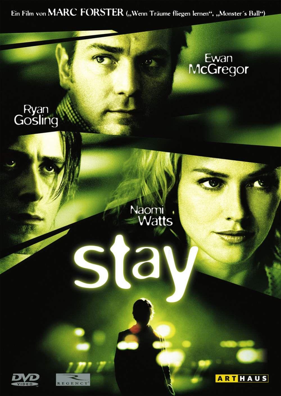 """Stay"" (El Umbral)  Excelentísima pelicula!"