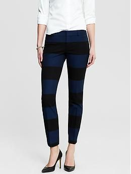 1dfeae43fc3c Sloan-Fit Rugby Stripe Slim Ankle Pant - Love these pants and cannot wait  to wear them!