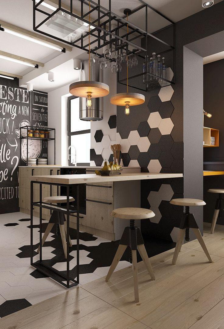 50 besten modernen Küche Design-Ideen | Houzz, Marbles and Kitchens