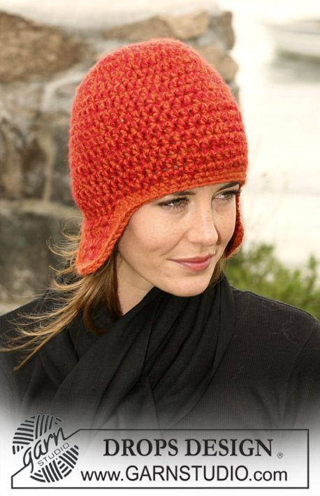 pattern for a hat with earflaps | {DIY} | Pinterest | Mütze ...