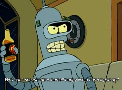 Pin By Geoxrockxon On Bender Futurama Funny Funny Memes