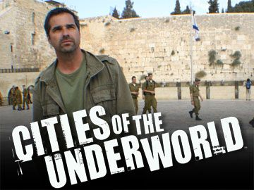 Host Don Wildman explores Cities of the Underworld~ ancient structures buried beneath the desert sands of Egypt and the streets of Cairo, examines how these engineering marvels survived invasions, and discovers a tomb filled with 2,000-year-old mummies.