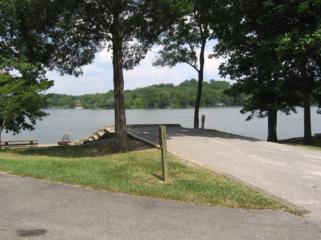 Cages Bend Campground Old Hickory Lake Site 12 Only