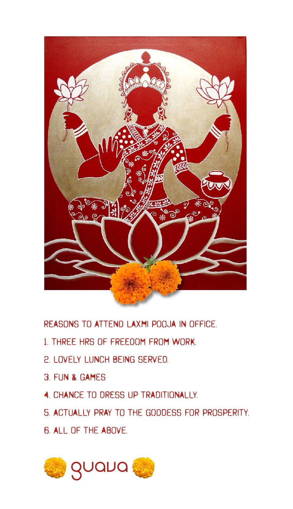 Laxmi Puja Invite Invitations Invitation Template Fun Games