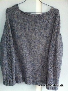 20fe08244fd6aa top-down sweater med snoninger - free pattern
