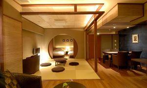 和風インテリア 和モダン住宅の家具画像 参考写真集 Modern