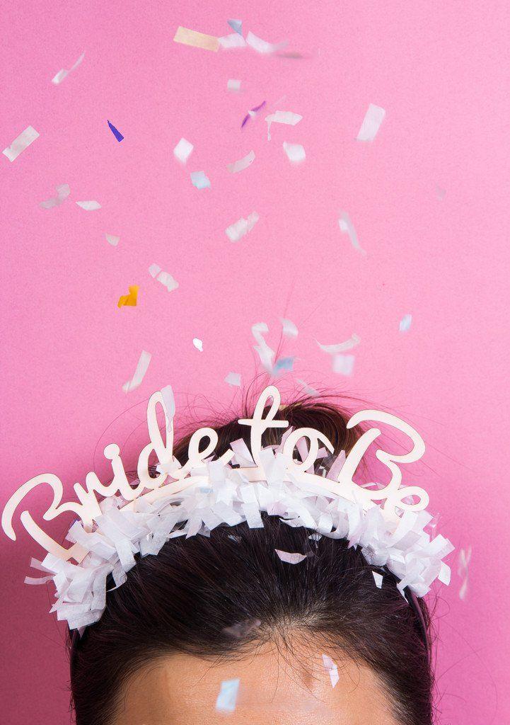 Accessories Hair Party  Bride  To Be Bridesmaid  Wedding  Headband  Hen  Crown