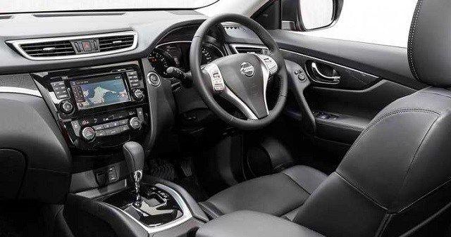 2018 Nissan X Trail Tl Diesel Suv Interior Nissan Xtrail New Nissan Suv Models