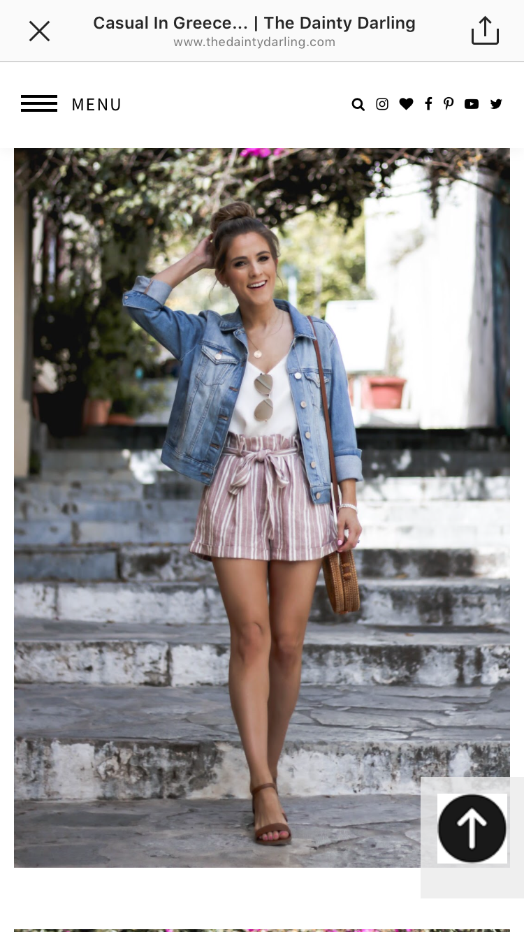 Pin By Kelly Shaffer On Summer Outfits Really Cute Outfits Cute Outfits Jean Jacket Outfits Summer [ 1334 x 750 Pixel ]