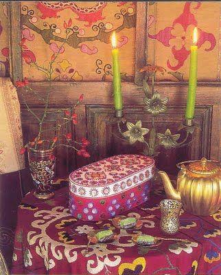 gypsie decor | BABY OF BOHO #colors