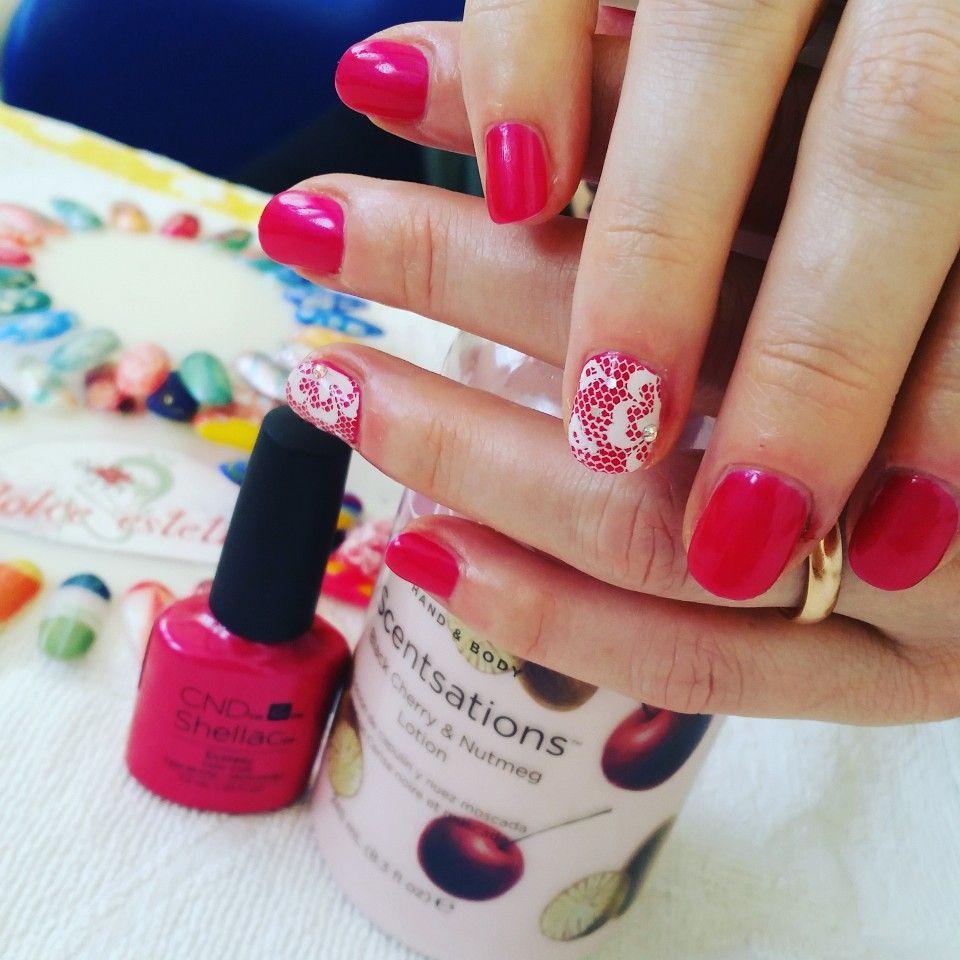 Creative Dolce Estetica  #DolceEstetica #vipmanicurist #CNDsalon