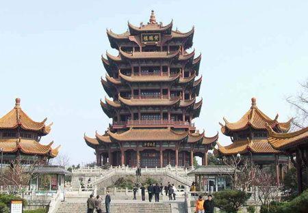 Yellow Crane Tower, China