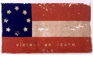 Flags Of The Confederacy Museum Of The Confederacy 1st National Flag Stars And Bars 3 4 1861 Civil War Flags War Flag Flags Of Our Fathers