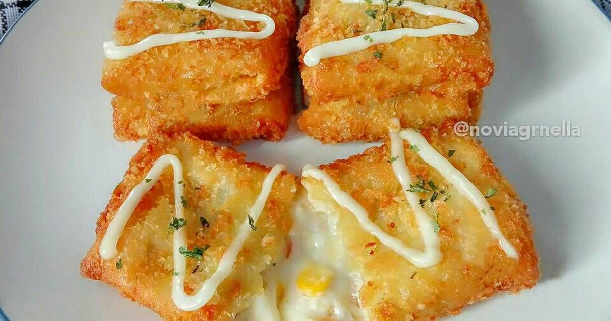 Pin Di Empanadas Hand Pies Risoles Pasties Sambousek Panadons