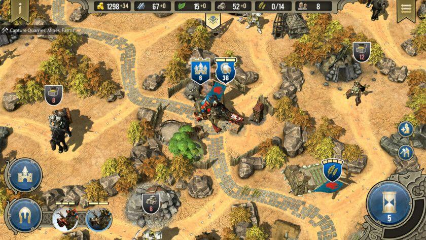 SpellForce Heroes & Magic brings turnbased strategy
