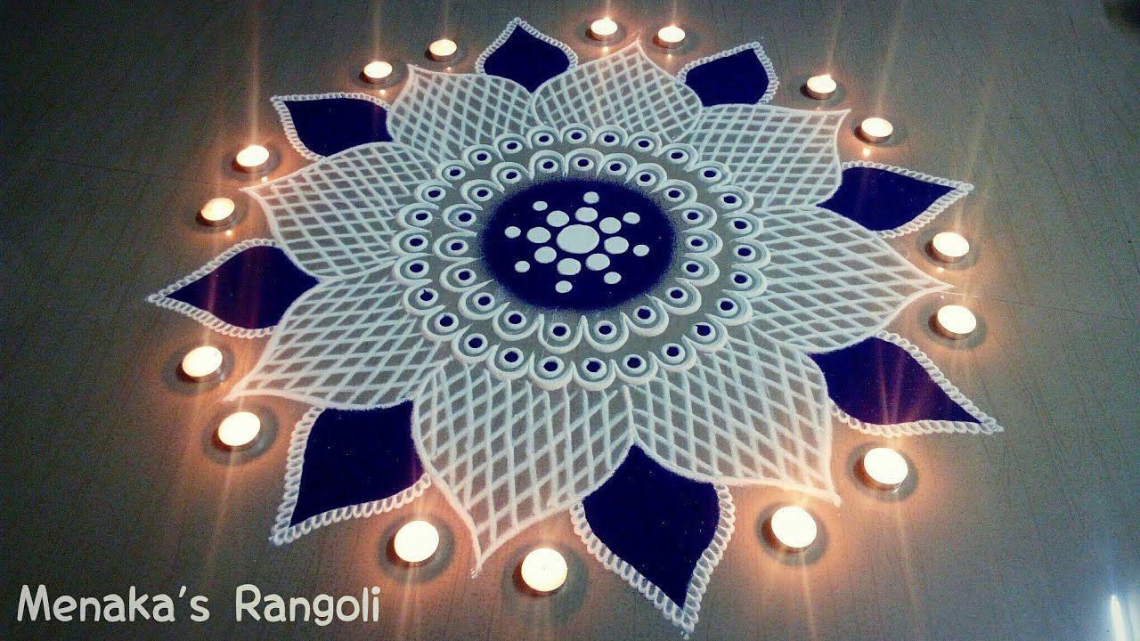 Sankranthi Rangoli Designs 2018 , Pongal Kolam Designs
