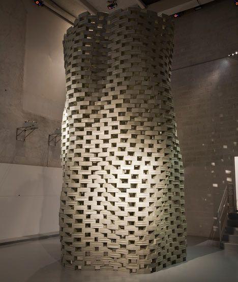 """Abejas"" Robotizadas Que Levantan Torres: Flight Assembled Architecture."