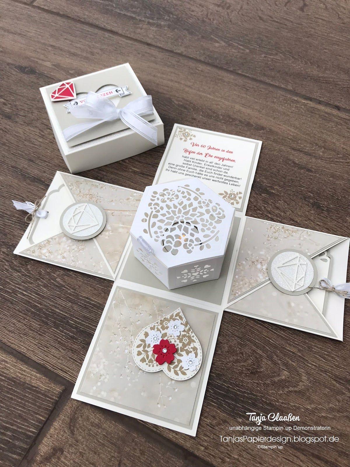 Tanja Claaen TanjasPapierdesign Diamant Hochzeit