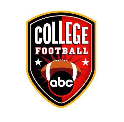 Abc Sports College Football Logo Logo Design By Ken Boostrom College Football Logos College Football Abc College