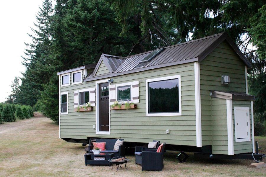 Victorian Tiny House Tiny House Swoon Tiny House Nation