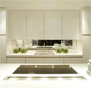 Clean Bright Kitchen Design By Kelly Hoppen