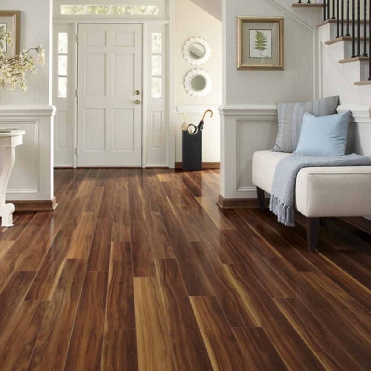 Waterproof Laminate Flooring Is The Dream Of Homeowners Who Want Convenience But