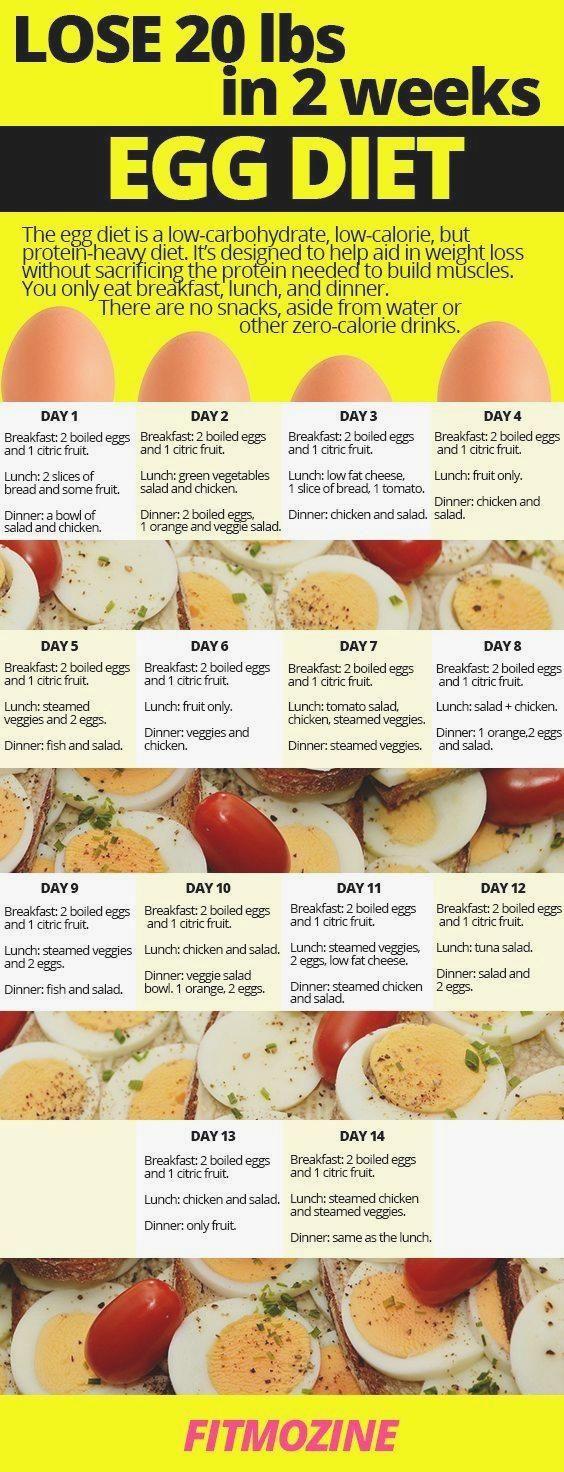 FITMOZINE   Women's Health & Fitness Magazine #diet #easy #egg #eggdiet #fitness #tofollow #women