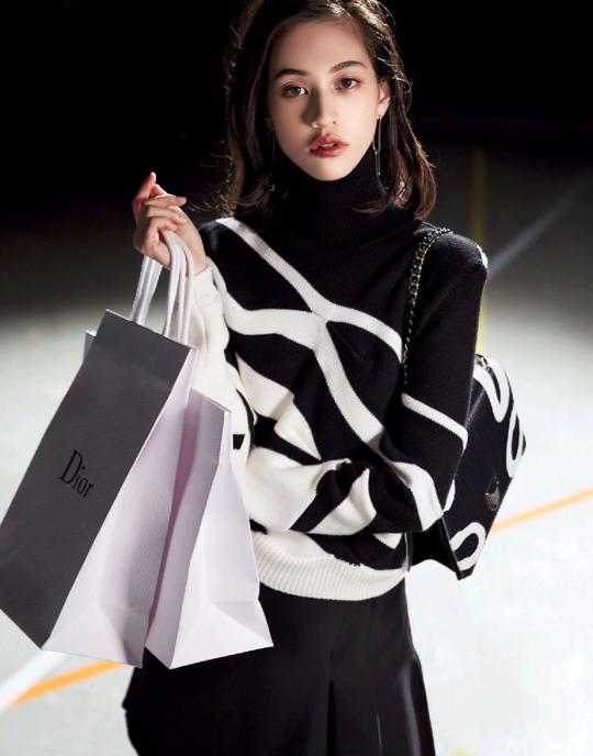 Kiko Mizuhara for 25ans Magazine November 2015