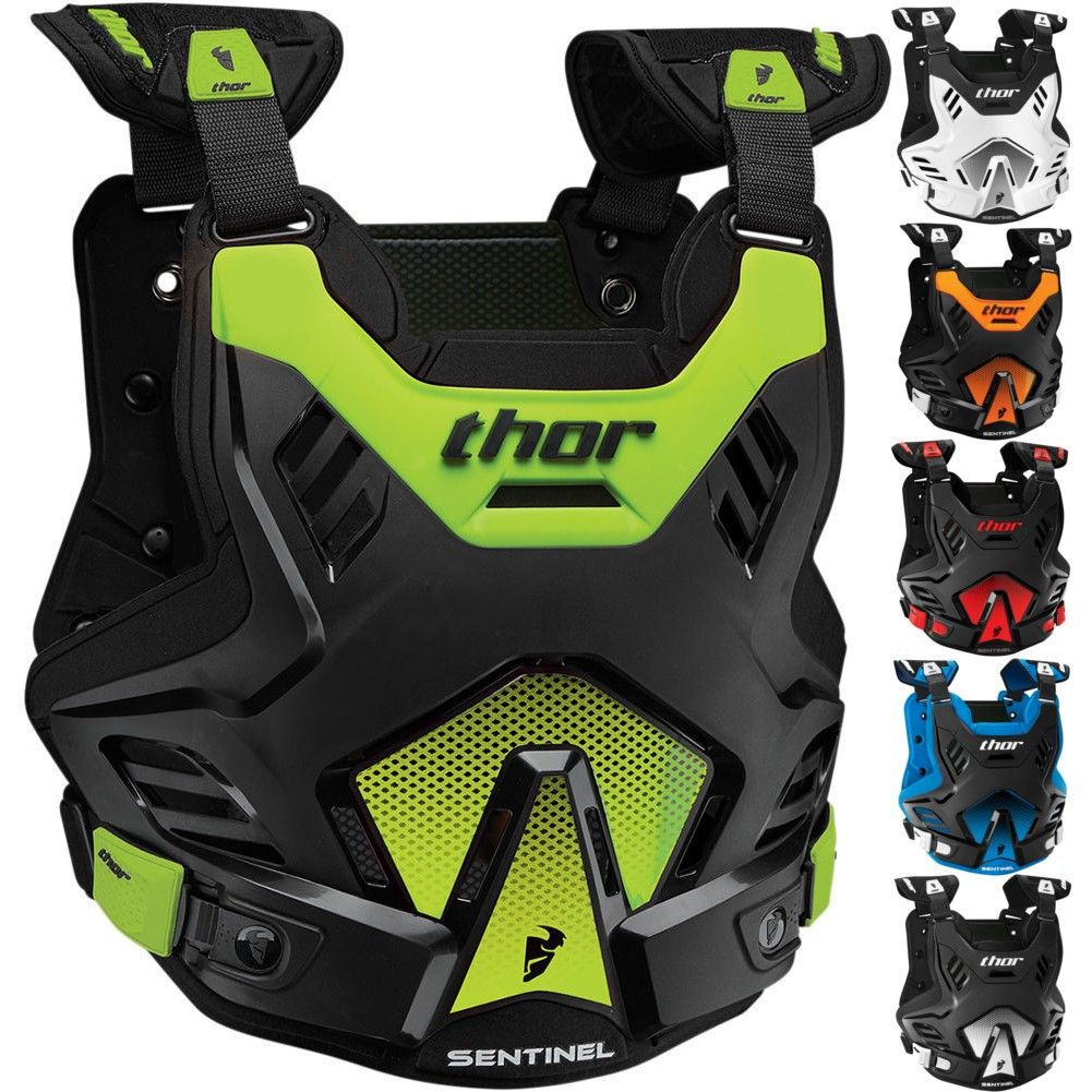 Thor Sentinel GP Mens Motocross Roost Deflector